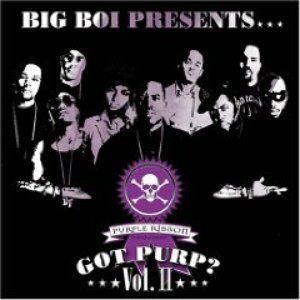 Image for 'Big Boi Presents... Got Purp? Vol. 2'