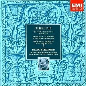 Image for 'Sibelius: The Symphonies'