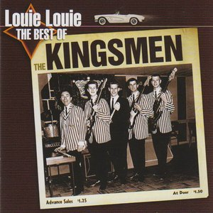 Image for 'Louie Louie: The Best Of The Kingsmen'