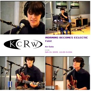 Image for '2005-06-21: KCRW Morning Becomes Eclectic'
