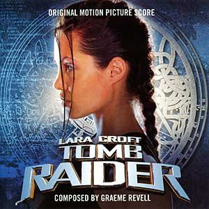 Image pour 'Lara Croft Tomb Raider Original Motion Picture Score'
