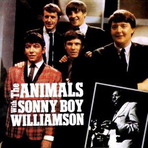 Image for 'The Animals with Sonny Boy Williamson'