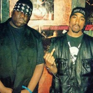 Image for 'Biggie vs Tupac vs The xx'
