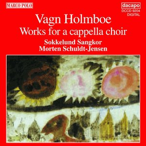 Image for 'Holmboe: Works for A Cappella Choir'