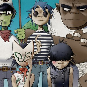 Image for 'Gorillaz'