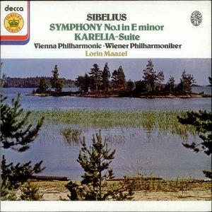 Image for 'Symphony No.1 & Karelia Suite'