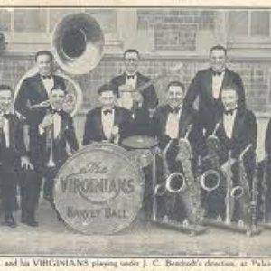 """The Virginians""的封面"