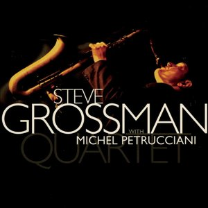 Image for 'Steve Grossman with Michel Petrucciani'