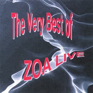 Image for 'The Very Best of Zoa Live'