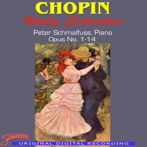 Image for 'Chopin Waltz Collection, Opus No. 1-14'