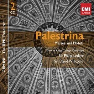 Image for 'Palestrina: Masses'