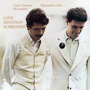 Image pour 'Carlos Santana & Mahavishnu John McLaughlin'