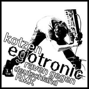 Bild für 'Kotzen / Raven gegen Deutschland'
