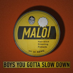 Image for 'Boys You Gotta Slow Down'