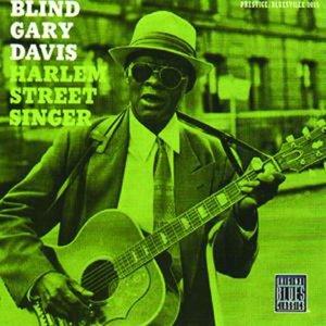 Image for 'Harlem Street Singer (Remastered)'