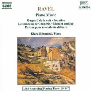 Image for 'RAVEL: Gaspard de la nuit / Sonatine / La Tombeau de Couperin'