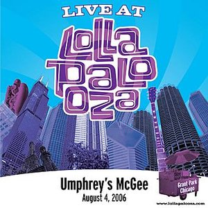 Image for 'Live at Lollapalooza 2006: Umphrey's McGee'