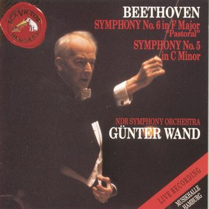 Image for 'Beethoven: Sym. 5&6'