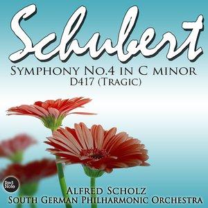 "Image for 'Schubert: Symphony No.4 in C Minor D. 417 ""Tragic""'"