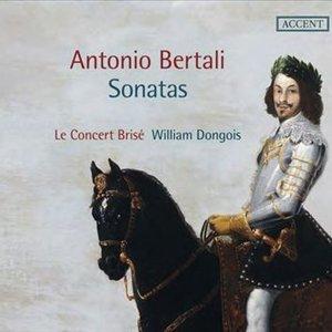 Image for 'Bertali: Sonatas'