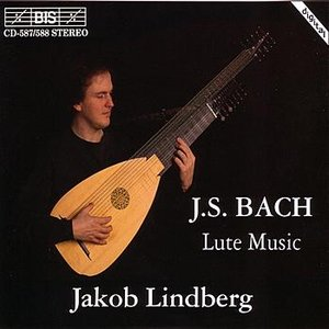 Image for 'BACH, J.S.: Lute Music'