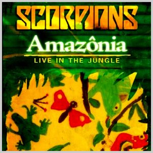 Image for 'Amazonia (Live In The Jungle)'