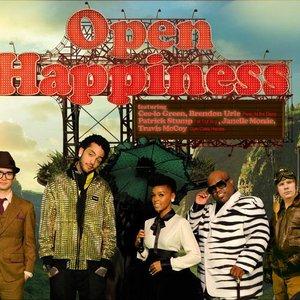 Bild för 'Brendon Urie, Cee-Lo Green, Janelle Monae, Patrick Stump & Travis McCoy'
