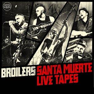 Image for 'Santa Muerte Live Tapes'