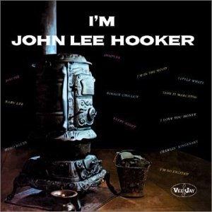 Image for 'I'M JOHN LEE HOOKER'