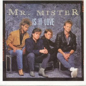 Image for 'Is It Love'