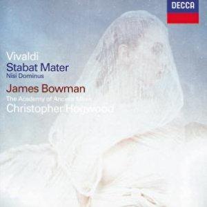 Image for 'Vivaldi: Stabat Mater; Concerto in G minor; Nisi Dominus'