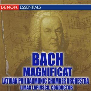 Image for 'Bach: Magnificat'