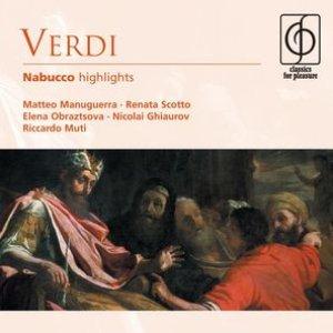 Image for 'Verdi: Nabucco (highlights)'