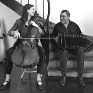 Bild für 'Dino Saluzzi & Anja Lechner'