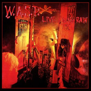 Image for 'Live...In The Raw'