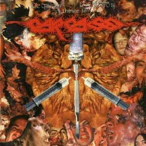 Immagine per 'Requiems of Revulsion: A Tribute to Carcass'