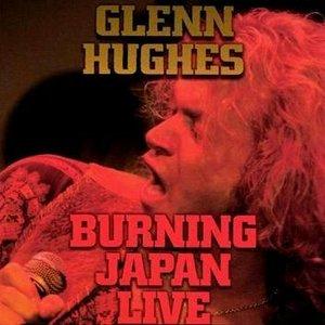 """Burning Japan Live""的封面"