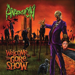 Image pour 'Welcome To The Gore Show'