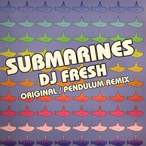 Image for 'Submarines (Pendulum remix)'
