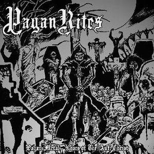 Image for 'Pagan Metal - Roars of the Anti Christ'