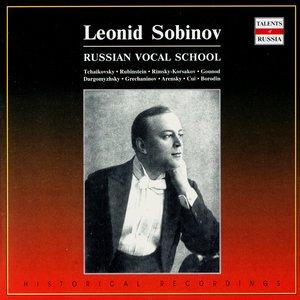 Image for 'Russian Vocal School. Leonid Sobinov'