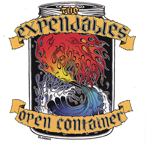The Expendables - Open Container