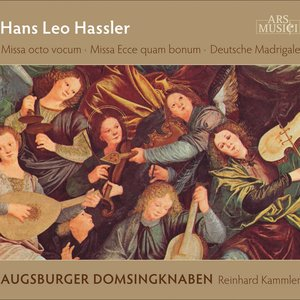 Imagem de 'Hassler, H.L.: Missa octo vocum / Missa Ecce quam bonum / Duetsche Madrigale'