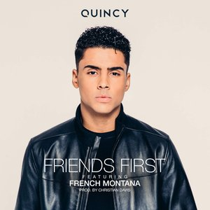Image for 'Friends First (feat. French Montana) - Single'
