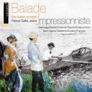 Image for 'Balade impressionniste'
