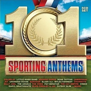 Image pour '101 Sporting Anthems'