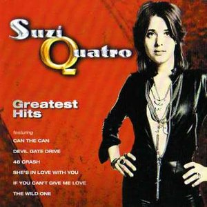 Image for 'Suzi Quatro Greatest Hits'