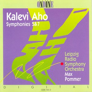 Image for 'Aho, K.: Symphonies Nos. 5 and 7'