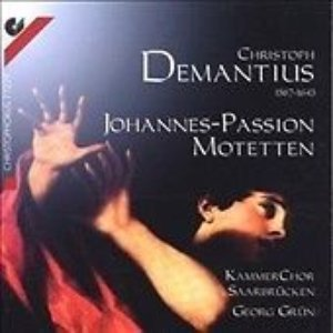 Image for 'Christoph Demantius'