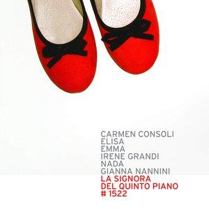 Immagine per 'Carmen Consoli, Elisa, Emma, Irene Grandi, Nada & Gianna Nannini'